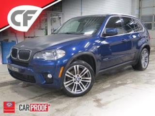 Used 2012 BMW X5 M Package 35i Toit for sale in Levis, QC