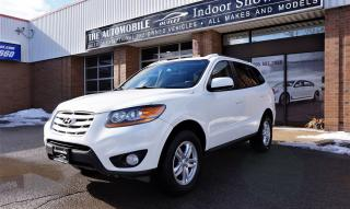 Used 2010 Hyundai Santa Fe AWD GL W/SPORT BLUETOOTH NO ACCIDENT for sale in Mississauga, ON