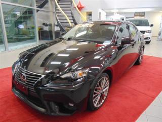 Used 2015 Lexus IS 250 Awd Mags Bluetooth for sale in Salaberry-de-Valleyfield, QC