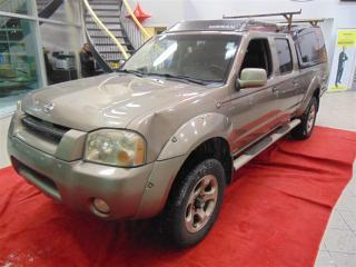 Used 2004 Nissan Frontier Sc-V6 4x4 Cuir for sale in Salaberry-de-Valleyfield, QC