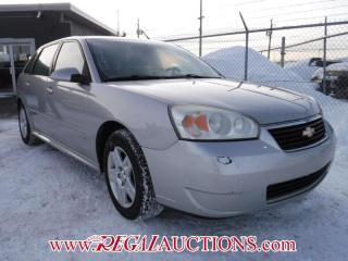 Used 2006 Chevrolet Malibu for sale in Calgary, AB