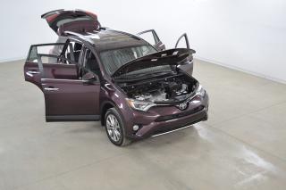 Used 2016 Toyota RAV4 LTD for sale in Charlemagne, QC
