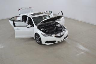 Used 2015 Acura TLX V6 Tech for sale in Charlemagne, QC
