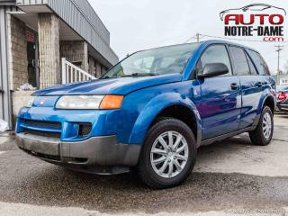 Used 2004 Saturn Vue Utilitaire sport 4 portes, traction avan for sale in Repentigny, QC