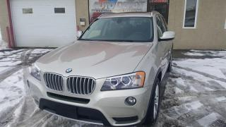 Used 2014 BMW X3 PREMIUM, XDRIVE, TOIT for sale in Mirabel, QC