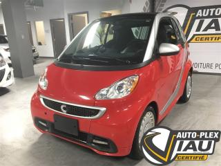 Used 2013 Smart fortwo Passion - Toit Pano for sale in Montreal, QC