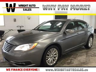 Used 2012 Chrysler 200 Limited|NAVIGATION|SUNROOF|LEATHER|133,192 KMS for sale in Cambridge, ON