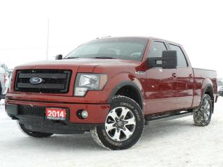 Used 2014 Ford F-150 FX4 3.5L V6 for sale in Midland, ON