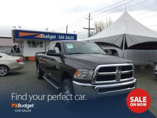 Used 2016 Dodge Ram 3500 SXT, Cummins Diesel, Bluetooth, low Kms for sale in Vancouver, BC