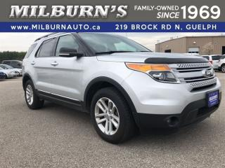 Used 2015 Ford Explorer XLT 4X4 / Nav. / Leather for sale in Guelph, ON