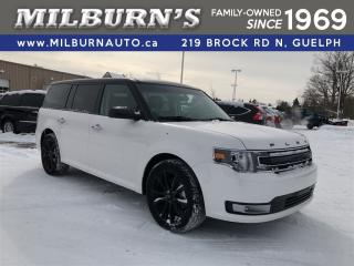 Used 2017 Ford Flex SEL / AWD/ Nav for sale in Guelph, ON