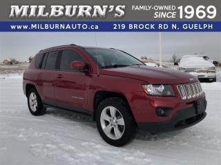Used 2014 Jeep Compass NORTH 4X4 for sale in Guelph, ON