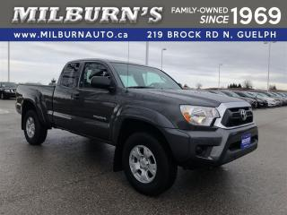 Used 2015 Toyota Tacoma Access Cab 4X4 for sale in Guelph, ON