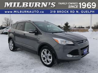 Used 2014 Ford Escape Titanium 4x4 for sale in Guelph, ON