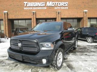 Used 2014 Dodge Ram 1500 SPORT   HEMI   NAVIGATION   BACK UP CAMERA   CREW CAB   for sale in Mississauga, ON