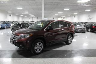 Used 2014 Honda CR-V AWD I NO ACCIDENTS I HEATED SEATS  I REAR CAM I REMOTE START for sale in Mississauga, ON