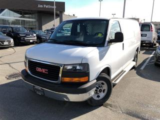 Used 2016 GMC Savana 2500 1WT for sale in Surrey, BC
