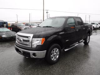 Used 2013 Ford F-150 XLT Eco Boost XTR SuperCrew 5.5-ft. Bed 4WD for sale in Burnaby, BC