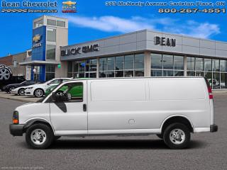 Used 2017 Chevrolet Express Cargo Van Wt for sale in Carleton Place, ON
