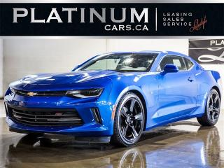 Used 2017 Chevrolet Camaro 1LT, 335HP, 8-SPEED AUTO, CAMERA, REMOTE START for sale in North York, ON