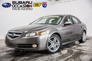 Used 2008 Acura TL for sale in Boisbriand, QC