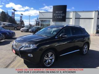 Used 2014 Lexus RX 350 AWD   NAVIGATION   CAMERA   BLIND for sale in Kitchener, ON