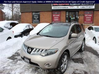 Used 2009 Nissan MURANO LE for sale in Scarborough, ON