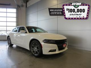 Used 2017 Dodge Charger SXT Rallye - AWD, V6, Back Up Cam, Sunroof, Remote for sale in London, ON