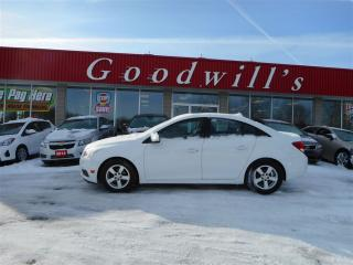 Used 2011 Chevrolet Cruze LT! REMOTE START! BLUETOOTH! for sale in Aylmer, ON