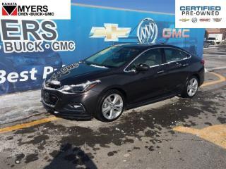 Used 2016 Chevrolet Cruze Premier for sale in Ottawa, ON