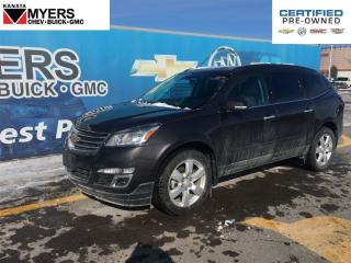 Used 2017 Chevrolet Traverse LT for sale in Ottawa, ON