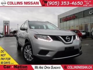 Used 2014 Nissan Rogue S | BLUETOOTH | JUST TRADED | PWR GROUP | for sale in St Catharines, ON