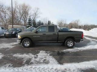 Used 2012 RAM 1500 ST QUAD CAB 4X4 for sale in Cayuga, ON