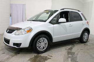 Used 2011 Suzuki SX4 Jx Gr.élect+mags+awd for sale in Terrebonne, QC