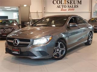 Used 2014 Mercedes-Benz CLA-Class CLA 250 4-MATIC **LEATHER-BACK UP CAMERA** for sale in York, ON