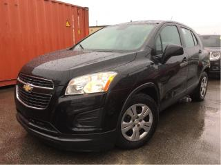Used 2013 Chevrolet Trax LS 5 PASSENGER MOONROOF for sale in St Catharines, ON
