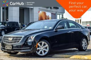Used 2015 Cadillac ATS Sedan Standard RWD for sale in Thornhill, ON