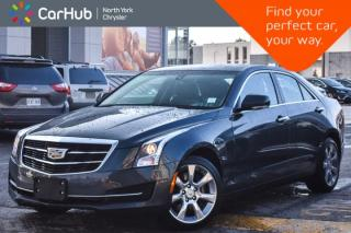 Used 2015 Cadillac ATS Sedan Luxury AWD for sale in Thornhill, ON