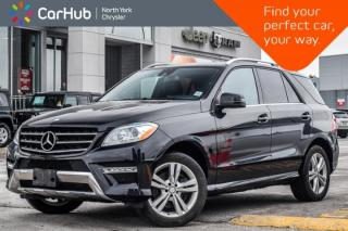 Used 2015 Mercedes-Benz ML-Class ML 350 BlueTEC 4Matic|Sunroof|Leather|TowHitch|19