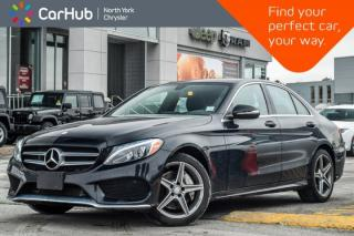Used 2015 Mercedes-Benz C-Class C 300 4Matic|Multimedia Pkg|Pano_Sunroof|Keyless_Go for sale in Thornhill, ON