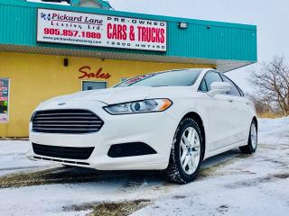 Used 2013 Ford Fusion SE for sale in Bolton, ON