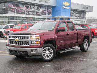 Used 2015 Chevrolet Silverado 1500 LT, 4X4, 5.3 V8, DBL CAB, *LOADED* for sale in Ottawa, ON