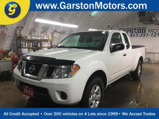 Used 2013 Nissan Frontier SV*4WD*KING CAB*PHONE CONNECT*ALLOYS*BOX LINER*HITCH RECEIVER*CLIMATE CONTROL*TRACTION CONTROL* for sale in Cambridge, ON