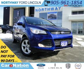 Used 2016 Ford Escape SE | REAR CAMERA | HEATED SEATS | LOW KM | for sale in Brantford, ON