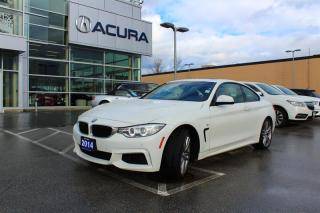 Used 2014 BMW 435i xDrive Coupe for sale in Langley, BC