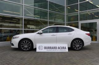 Used 2017 Acura TLX 3.5L SH-AWD w/Elite Pkg Parking Sensors! Top Model! for sale in Vancouver, BC