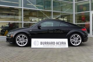 Used 2016 Audi TT 2.0T qtro 6sp S tronic Cpe S-Line! Navi! for sale in Vancouver, BC