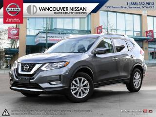 Used 2017 Nissan Rogue SV AWD CVT NAVAGATION !! LOCAL NO ACCIDENTS for sale in Surrey, BC