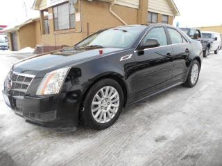 Used 2010 Cadillac CTS CTS4 3.0L Leather Panoramic Roof ONLY 97,000KMs for sale in Etobicoke, ON
