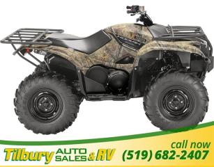 New 2018 Yamaha KODIAK 700 CAMO for sale in Tilbury, ON